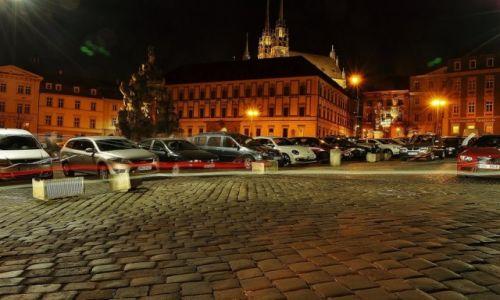 Zdjęcie CZECHY / Brno / Brno / Brno nocą