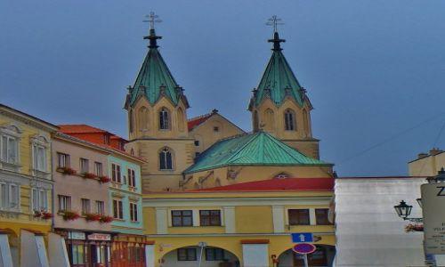 Zdjęcie CZECHY / Morawy / Kromeriz / Kromeriz, miasto