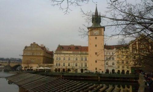 CZECHY / Kraj Środkowoczeski / Praga / Prażański nowy rok - czyli sylwester w stolicy Czech