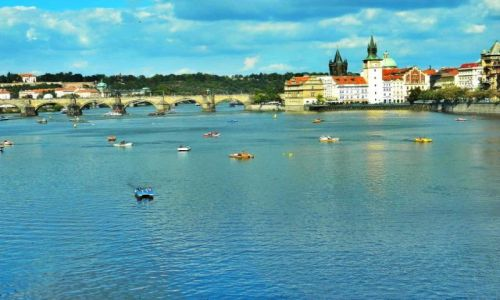 Zdjecie CZECHY / - / Praga / Tam wrócę!