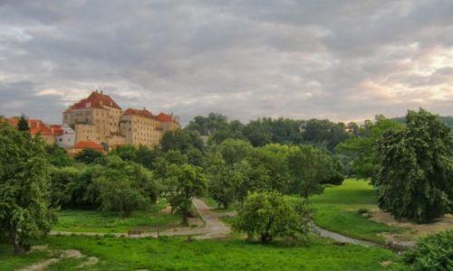 Zdjęcie CZECHY / - / Czeski Krumlov / Zamek ze snu