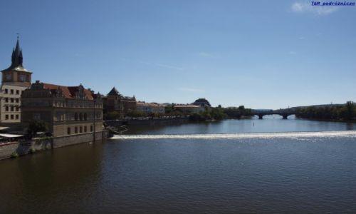 Zdjecie CZECHY / Europa / Praga / Panorama