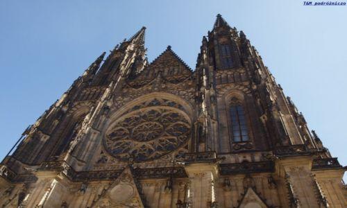 Zdjecie CZECHY / Europa / Praga / Katedra