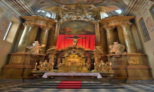 Zdjęcie CZECHY / Morawy / Brno / Brno, kościół Minoritov