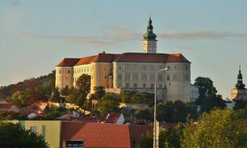 Zdjecie CZECHY / Morawy / Mikulov / Mikulov, zamek