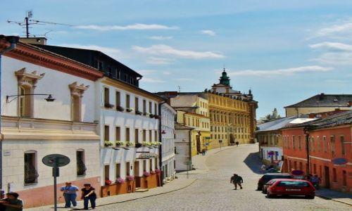 Zdjęcie CZECHY / Wschód / Olomouc / Olomouc, okolice katedry