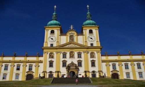 Zdjęcie CZECHY / Wschód / Olomouc / Olomouc, Bazilika minor Navštívení Panny Marie