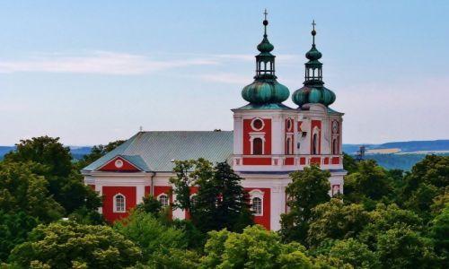 Zdjęcie CZECHY / Śląsk / Krnov / Krnov, Cvilin