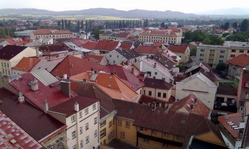 Zdjęcie CZECHY / Czeski Raj / Jiczyn / panorama Jiczyna