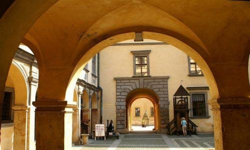 Zdjęcie CZECHY / Czeski Raj / Jiczyn / pałac w Jiczynie