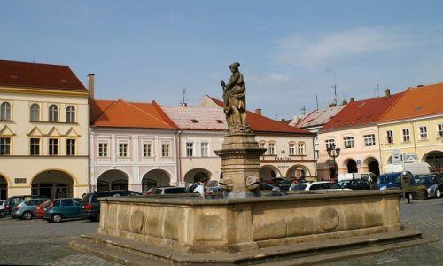 Zdjęcie CZECHY / Czeski Raj / Jiczyn / Jiczyński rynek