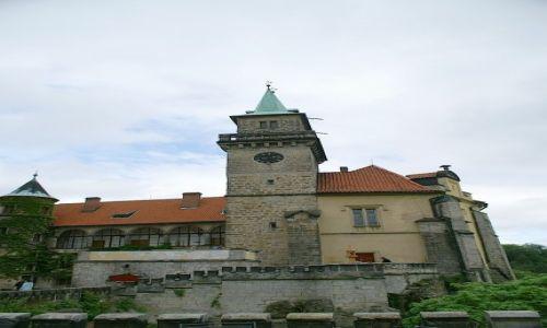 Zdjęcie CZECHY / Czeski Raj / Czeski Raj / zamek Hruba Skała