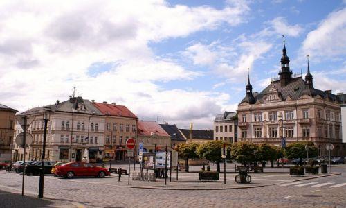 Zdjecie CZECHY / Czeski Raj / Turnov / rynek