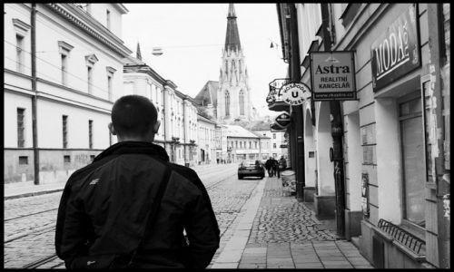 Zdjęcie CZECHY / Czechy / Ołomuniec / On