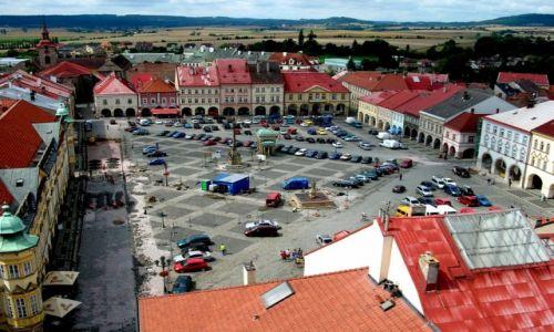Zdjęcie CZECHY / - / Jiczyn / Jiczyński rynek