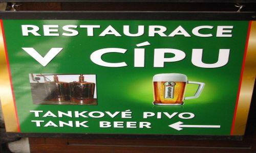 Zdjęcie CZECHY / Praga / Stare Miasto / praska restauracja