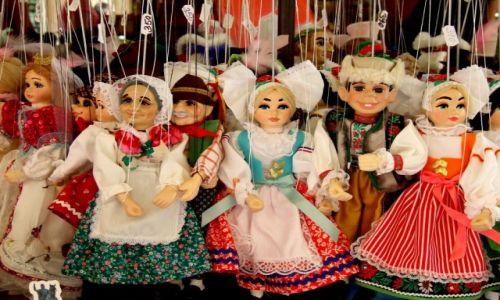 Zdjęcie CZECHY / Praga / Havelskie Trziste / Praskie marionetki