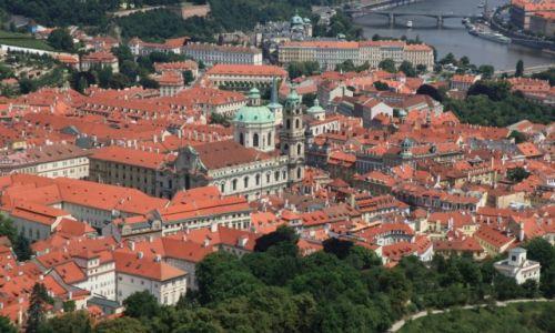 Zdjęcie CZECHY / Praga / Mała Strana / Kościół św. Mikołaja
