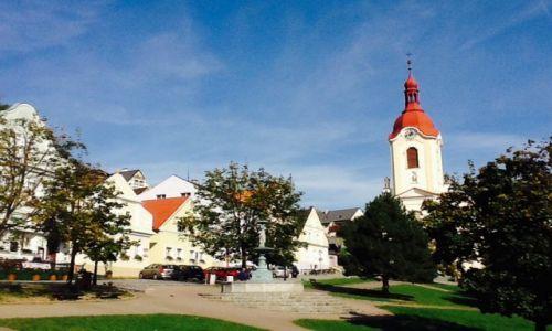 Zdjęcie CZECHY / Morawy / Štramberk  / Kościół św. Jana Nepomucena