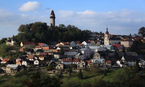Zdjęcie CZECHY / Morawy / Stramberk / Wzgórze zamkowe