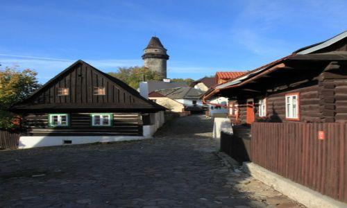 Zdjęcie CZECHY / Morawy / Stramberk / Uliczka