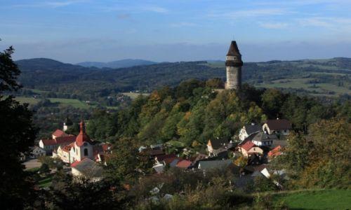 CZECHY / Morawy / Biała Góra / Stramberk