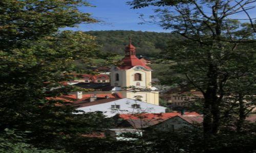Zdjęcie CZECHY / Morawy / Stramberk / Kościół św. Jana Nepomucena