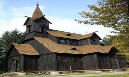 Zdjecie CZECHY / Morawy / Billa / Kościół św. Bedrzicha