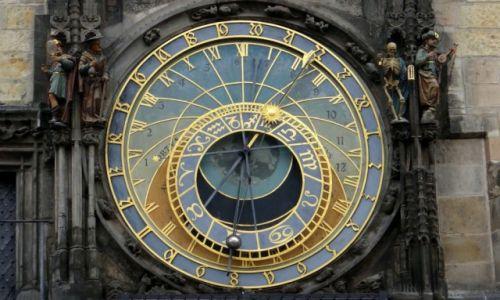 Zdjecie CZECHY / Hlavní město Praha / Praha / Orloj - klasycznie