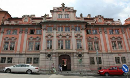 Zdjecie CZECHY / Praga / Nowe miasto / Dom Fausta