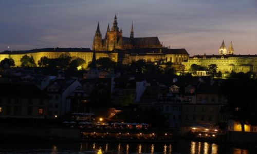 Zdjecie CZECHY / Praga / Praga  / Europa da się lubic;)