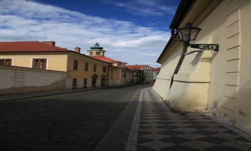 Zdjecie CZECHY / Praga / Mala Strana / Uliczka