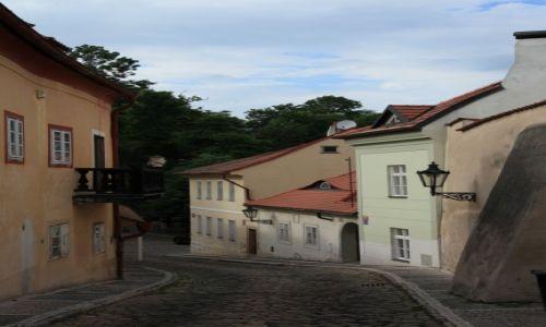 Zdjęcie CZECHY / Praga / Nowy Świat / Zułki miasta