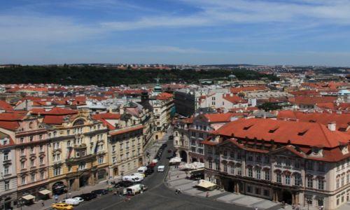 Zdjęcie CZECHY / Praga / Ratusz / Rynek Staromiejski