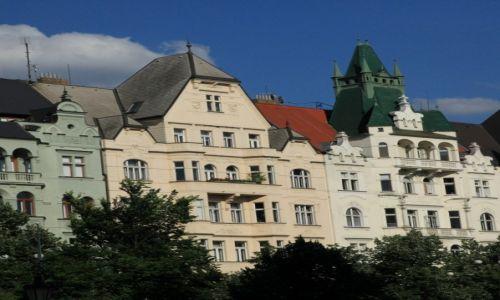 Zdjęcie CZECHY / Praga / Józefów / Zaułek