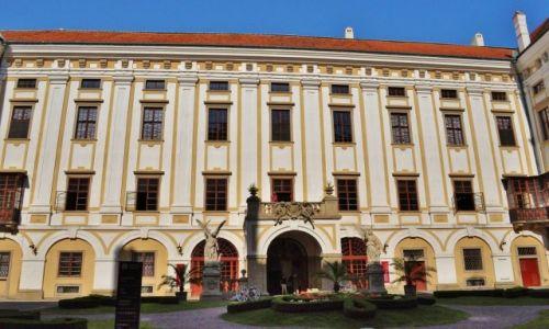 Zdjęcie CZECHY / Morawy / Kromeriż / Kromeriż, zamek