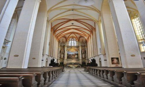 Zdjęcie CZECHY / Morawy / Kromeriż / Kromieriż, Kościół św. Maurycego