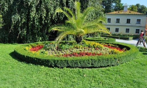 Zdjęcie CZECHY / Morawy / Kromeriż / Kromeriż, zamek, ogród