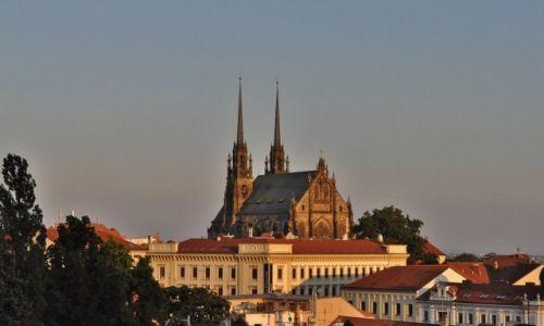 Zdjęcie CZECHY / Morawy / Brno / Brno, widoki