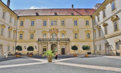 Zdjęcie CZECHY / Morawy / Valtice / Valtice, pałac