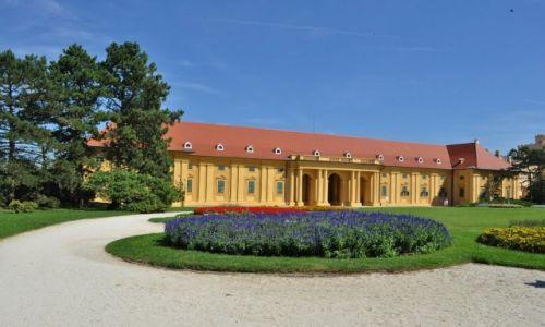 Zdjęcie CZECHY / Morawy / Lednice / Lednice Pałac