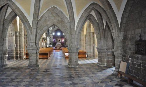 Zdjęcie CZECHY / Czechy / Trebic / Trebic, zamek