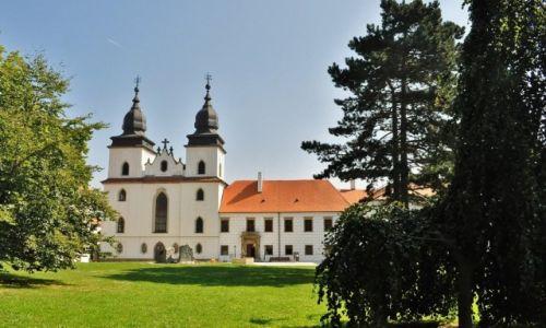 Zdjecie CZECHY / Czechy / Trebic / Trebic, zamek