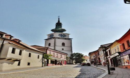 Zdjęcie CZECHY / Czechy / Trebic / Trebic, miasto