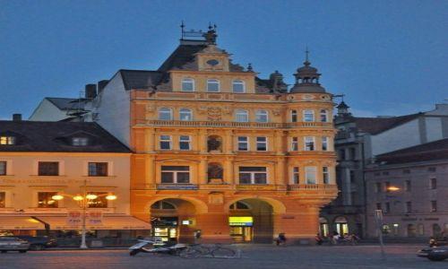 Zdjęcie CZECHY / Czechy / Czeskie Budziejowice / Czeskie Budziejowice