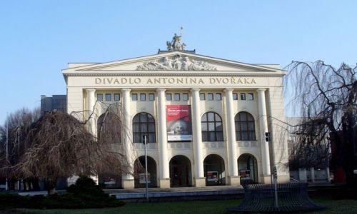 Zdjęcie CZECHY / Śląsk Morawy / Ostrawa / Teatr im Dworzaka