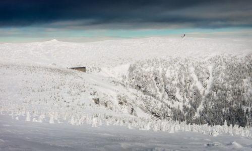 Zdjęcie CZECHY / Krknose / Labsky Dul / Prawdziwa zima