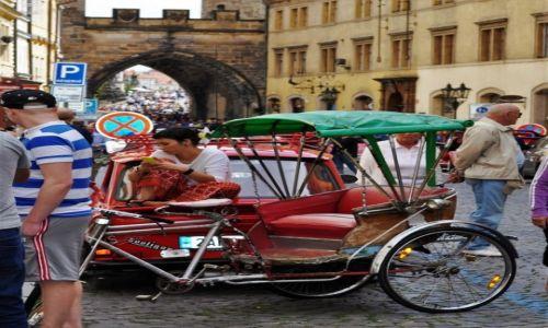Zdjecie CZECHY / - / Praga  / Praga dla turystów