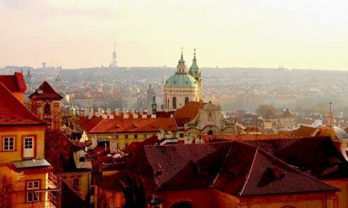 CZECHY / - / Praga / Widok na Pragę