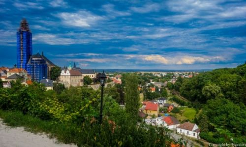 Zdjęcie CZECHY / Kraj Środkowoczeski / Kutna Hora / Widok na Kutną Horę